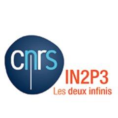 Logo CNRS IN2P3